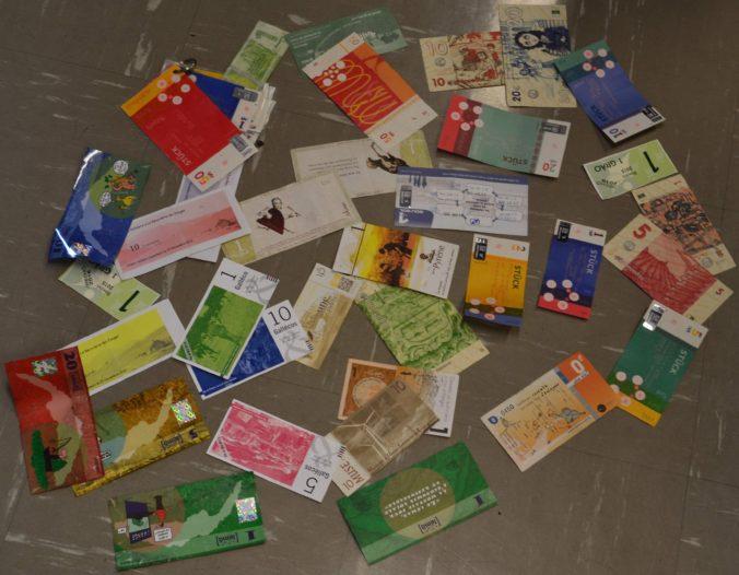 monnaie locale complémentaire des billets du monde