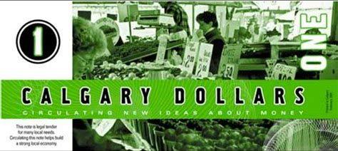 Calgary Dollars